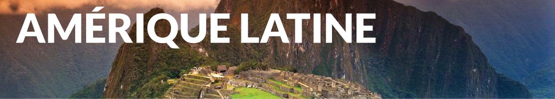 Brochures Destination Amérique latine