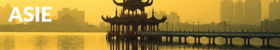 Brochures Destination Asie