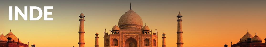 Brochures Destination Inde