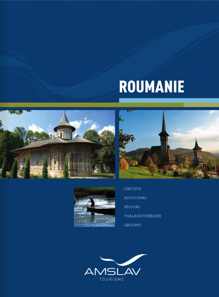 Brochure AMSLAV Roumanie