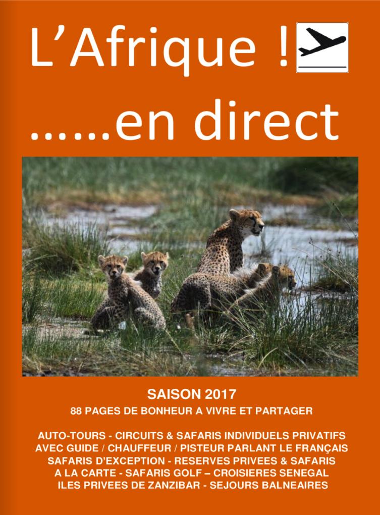 catalogue L'Afrique ... en direct