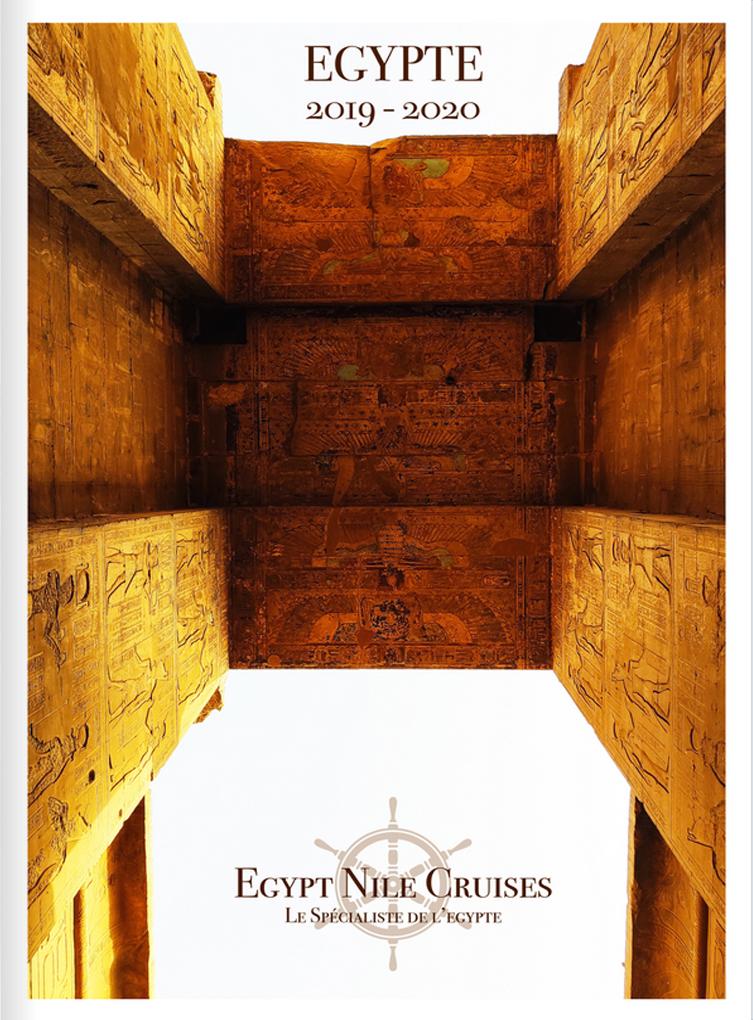 Brochure Egypt Nile Cruises
