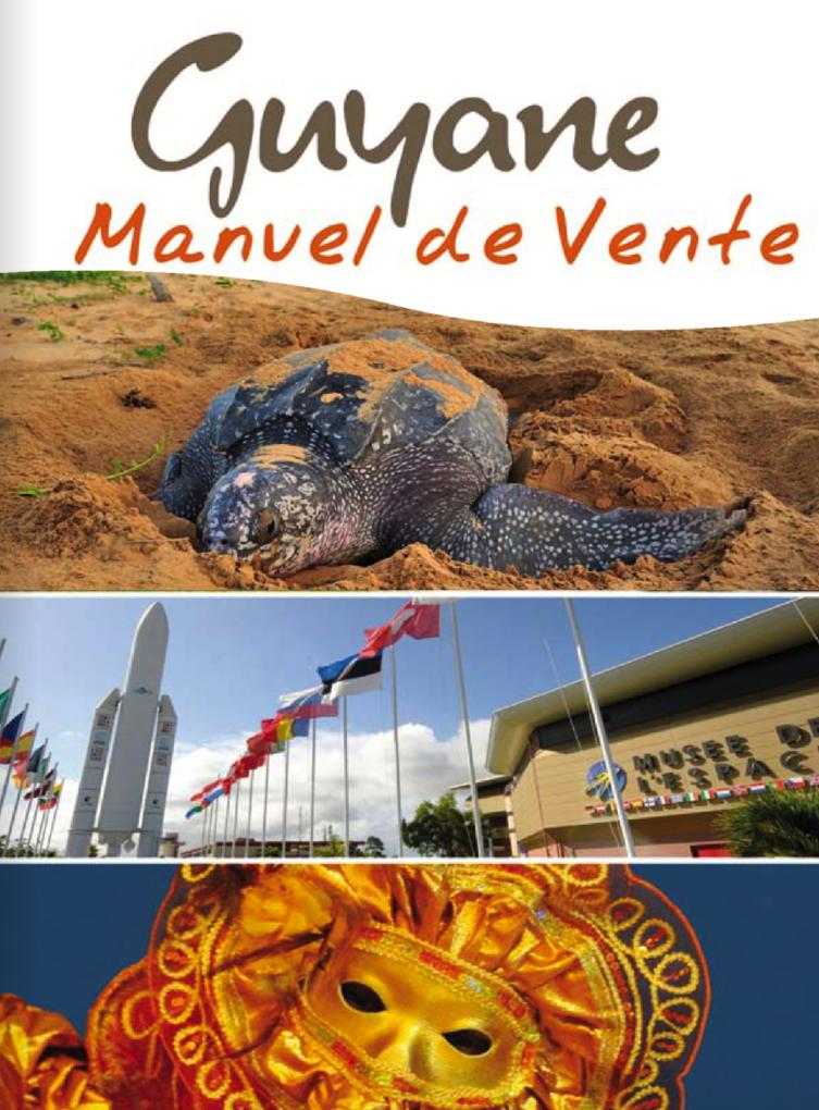 manuel de vente de la Guyane
