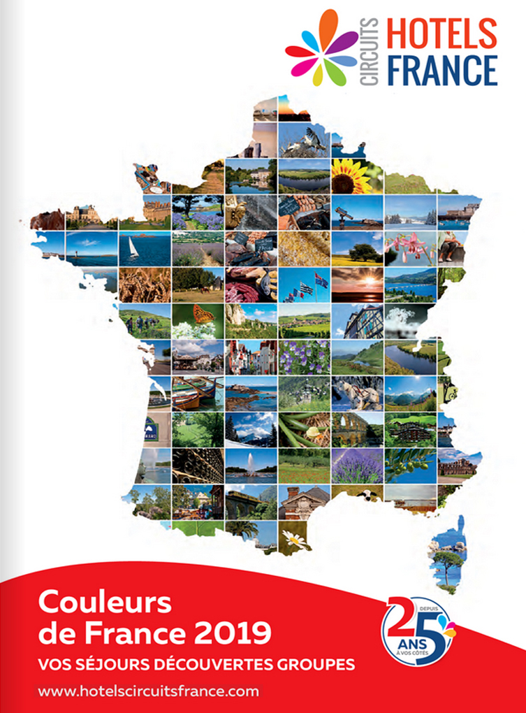 Catalogue Hôtels Circuits France