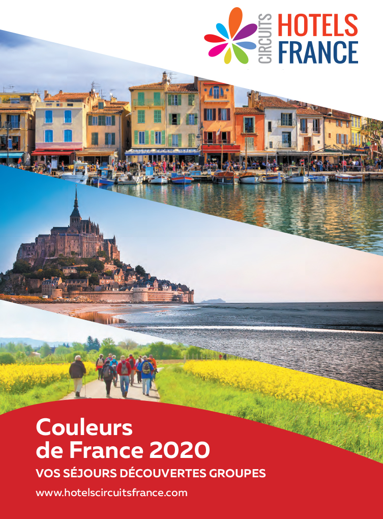 Catalogue HOTELS CIRCUITS FRANCE