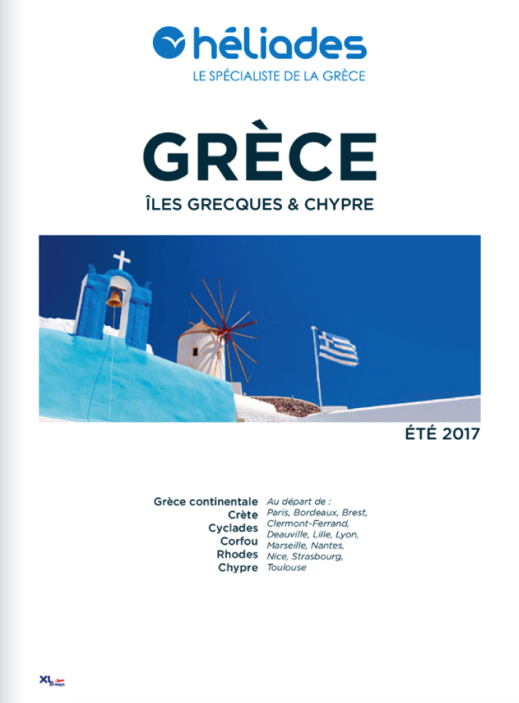 Héliades Grèce Chypre Eté 2017