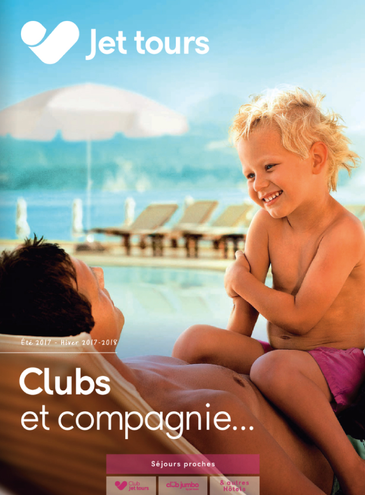 Jet tours Séjours  proches & Clubs