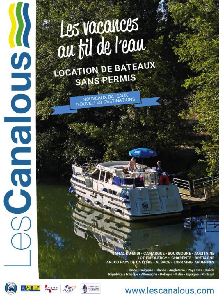Catalogue Les Canalous