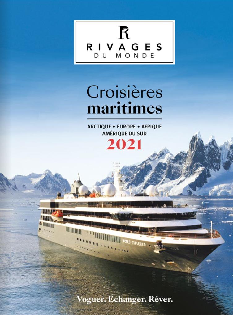 Brochure Rivages du Monde Croisières maritimes