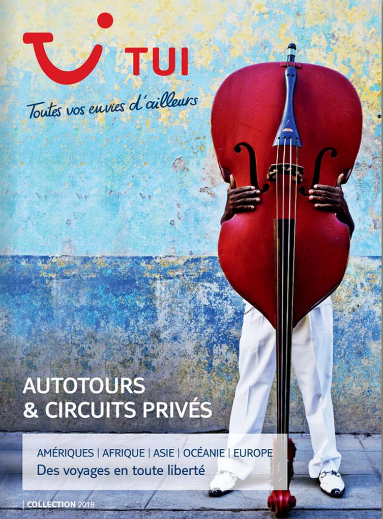 TUI Autotours et Circuits privés