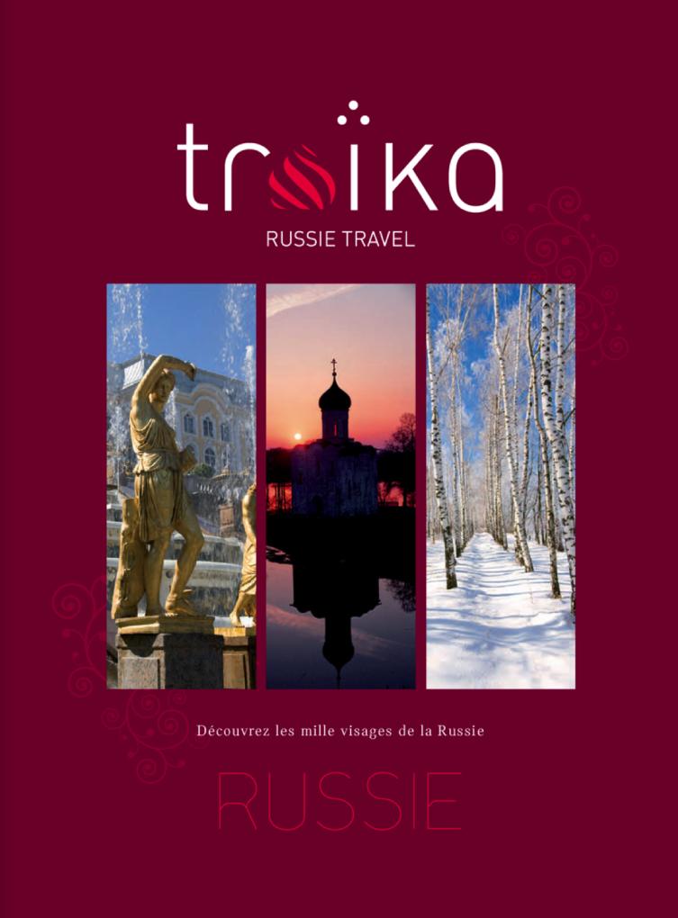 Catalogue Troika Russie