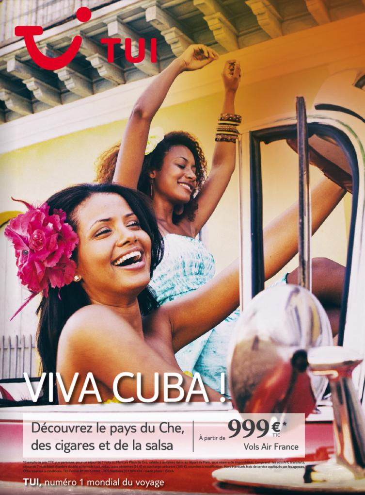 TUI brochure Cuba