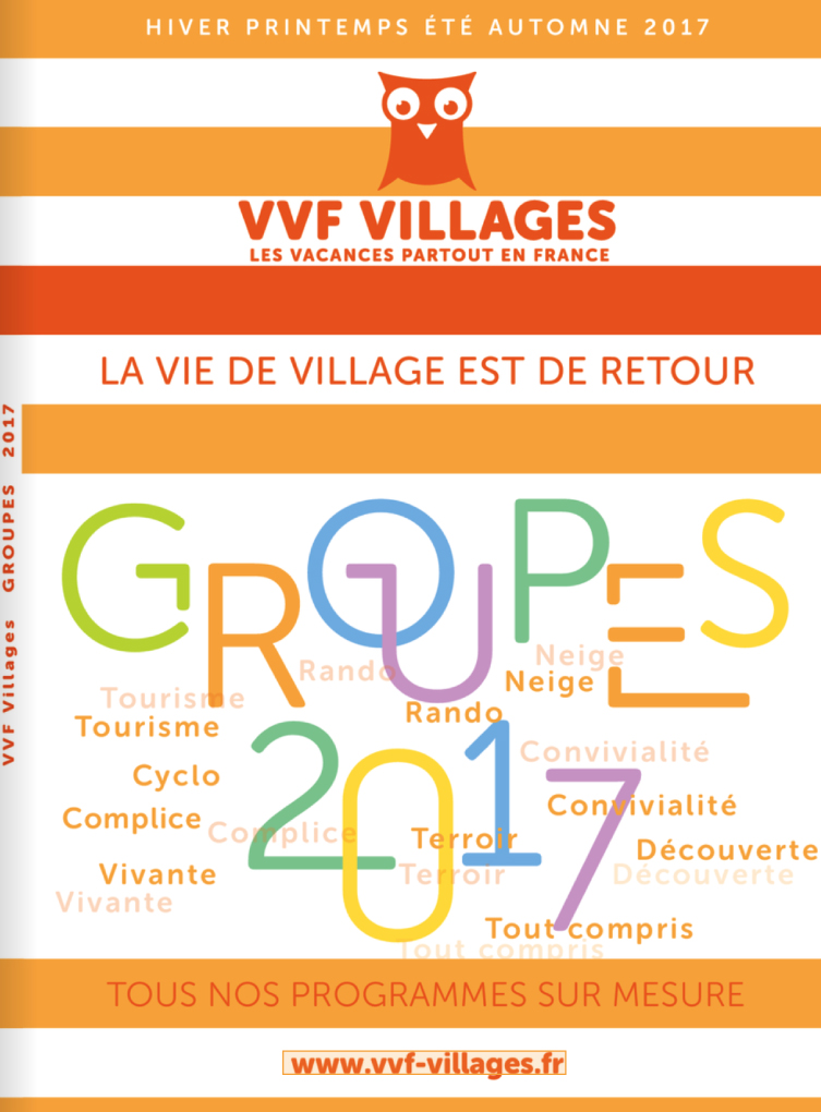 VVF Villages Groupes