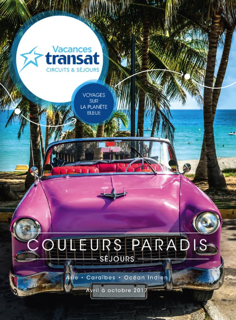Vacances Transat Séjours Couleurs Paradis