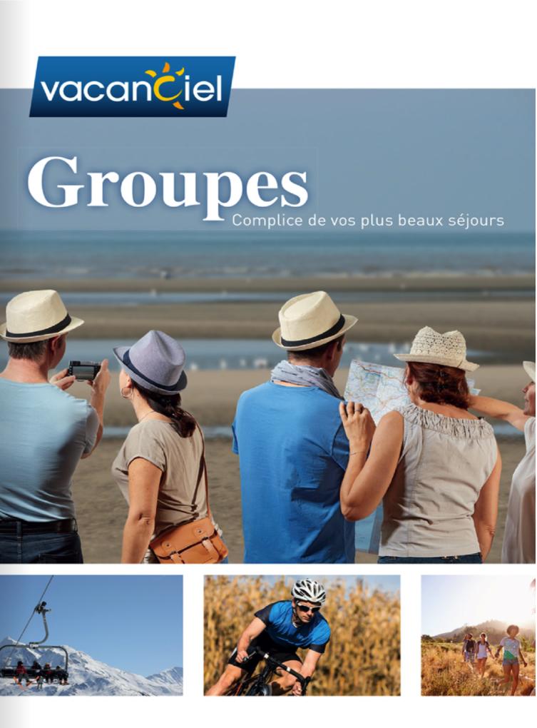 Brochure Vacancie Groupes