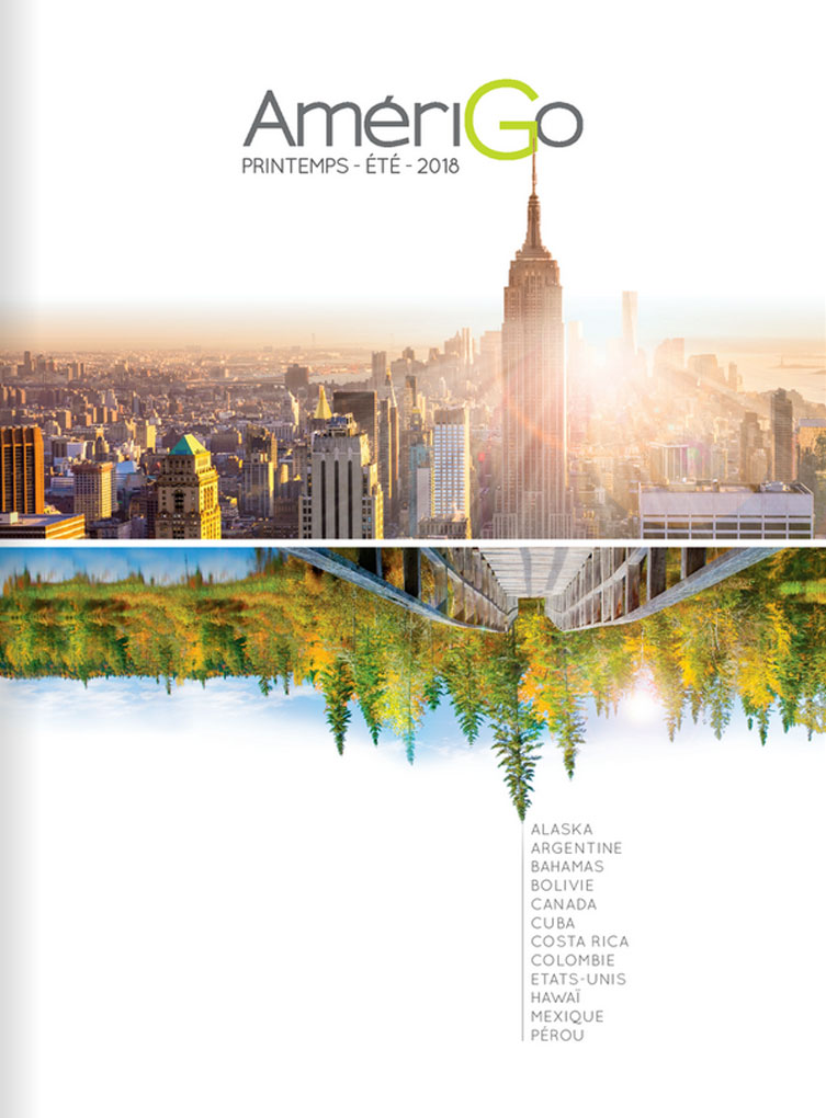 Brochure AmériGo Eté