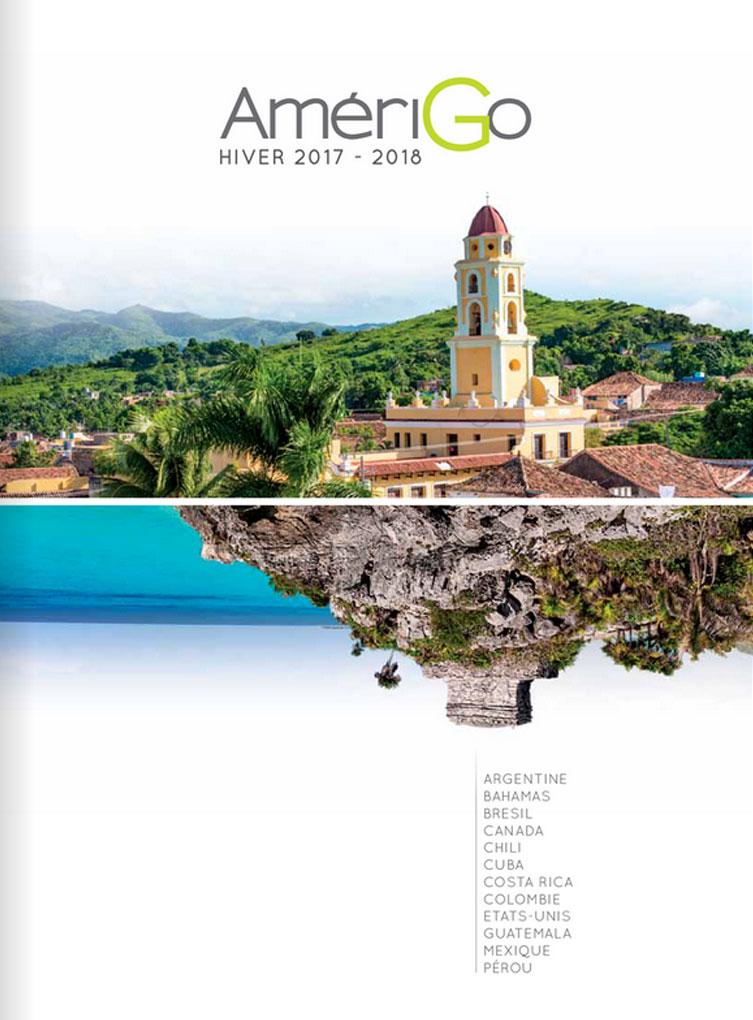 Brochure AmériGo Hiver
