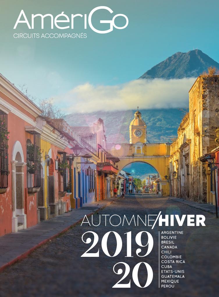 Brochure Amérigo Automne Hiver 2019 2020