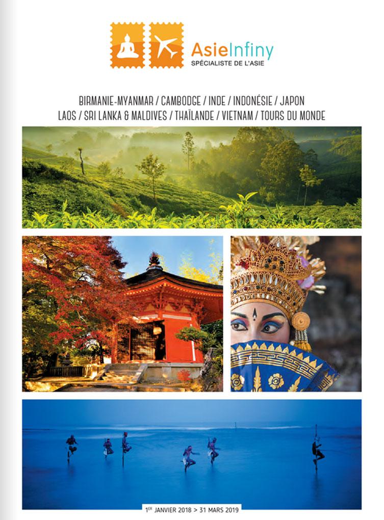 Brochure Asie Infiny