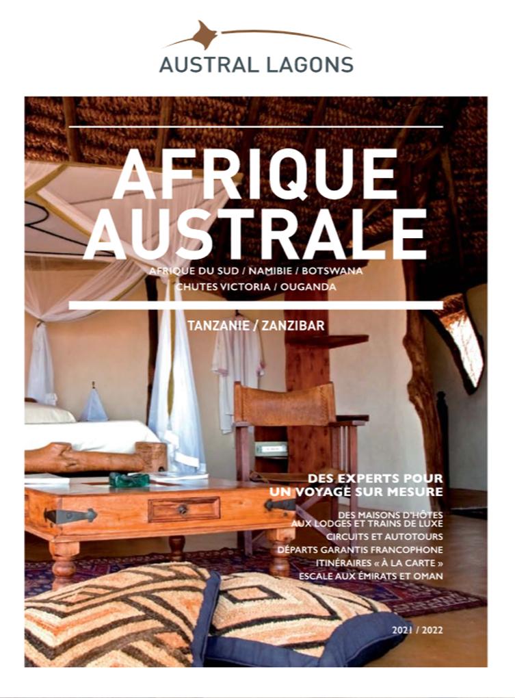 Brochure Austral Lagons Afrique Australe