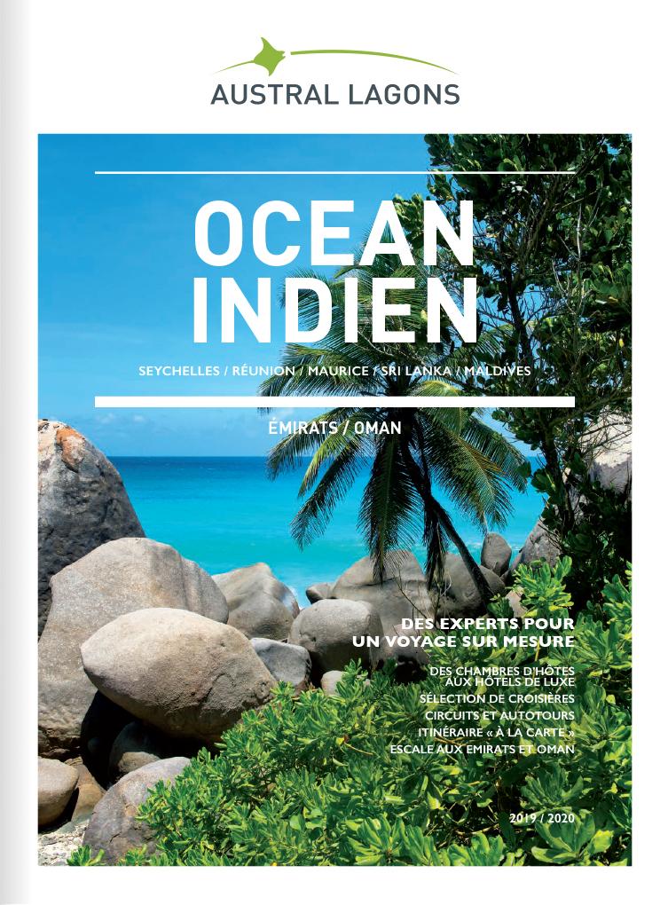 Brochure Austral Lagons Océan Indien