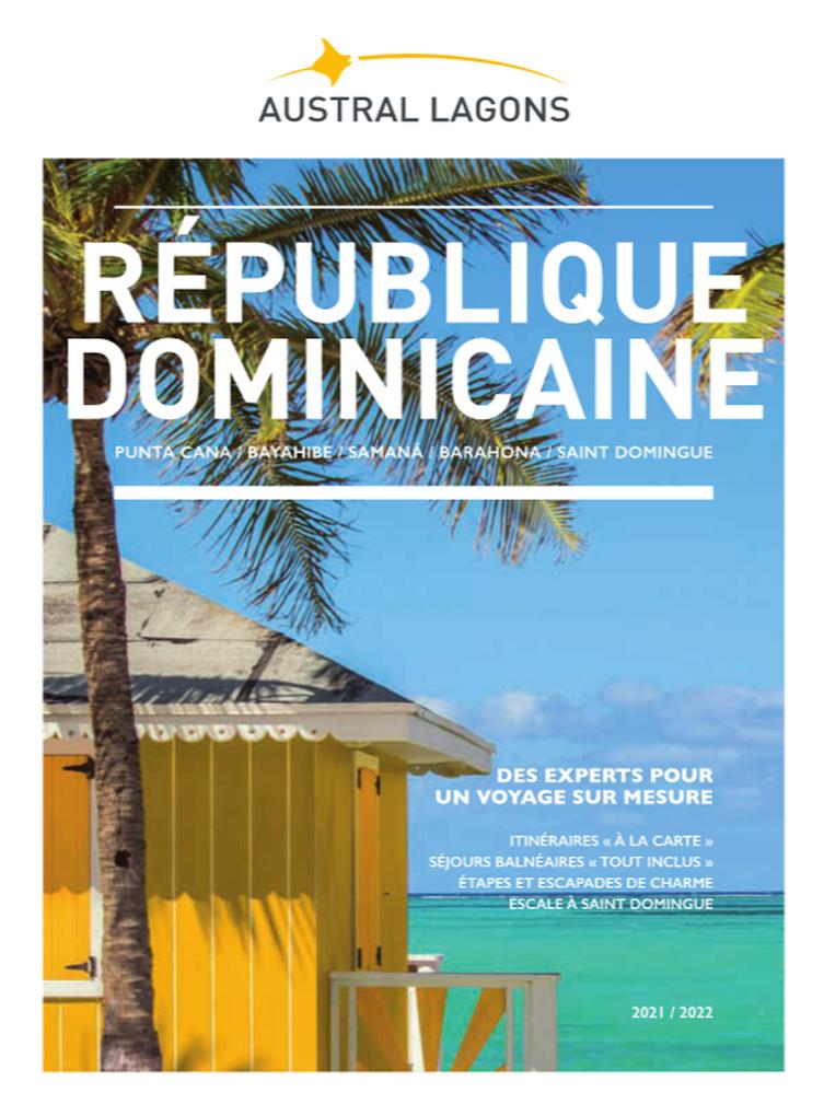 Brochure Austral Lagons République Dominicaine