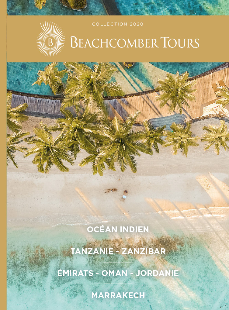 Brochure Beachcomber Tours annuelle