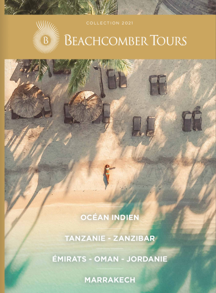 Brochure Beachcomber Tours annuelle 2021