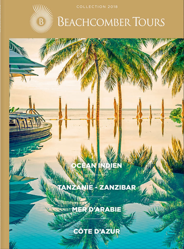 Beachcomber Tours Brochure 2018