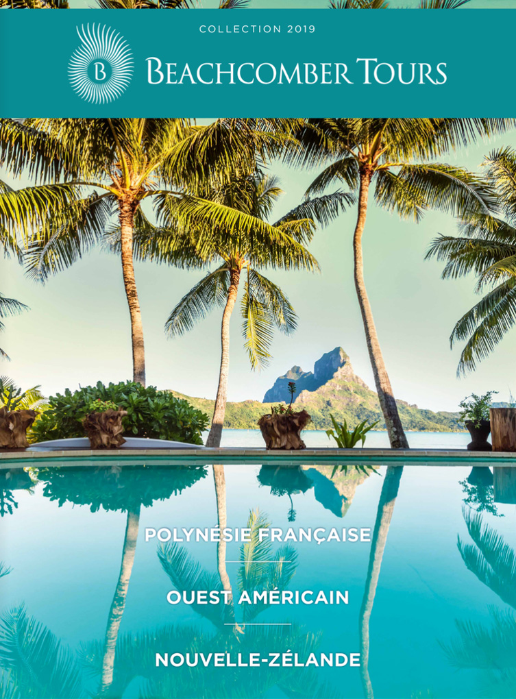 Beachcomber Tours Brochure Pacifique