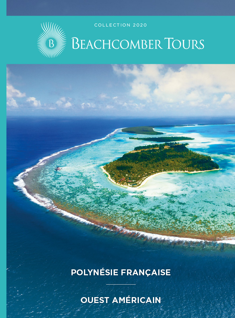 Brochure Beachcompber Tours Pacifique