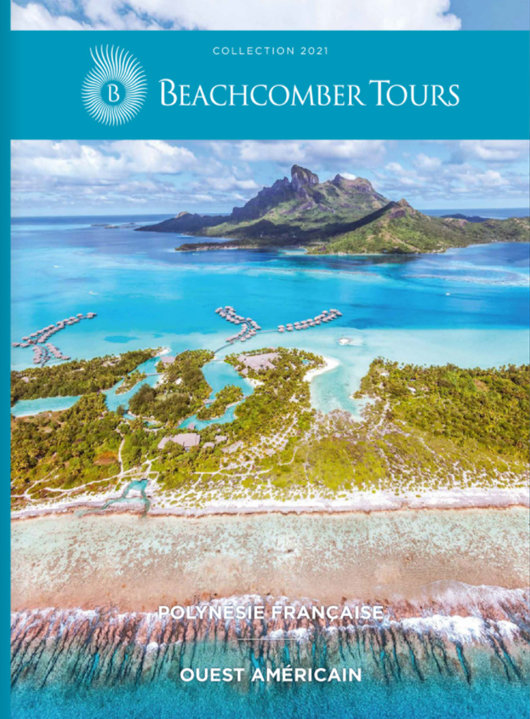 Brochure Beachcomber Tours Pacifique 2021