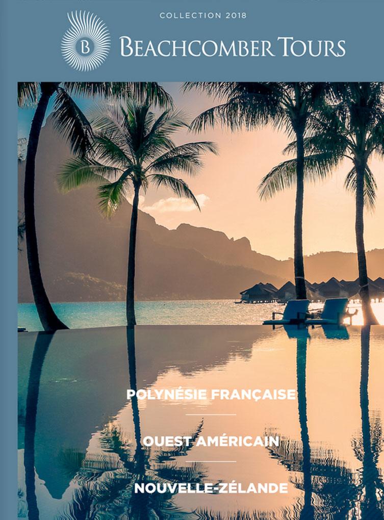 Beachcomber Tours Brochure Pacifique