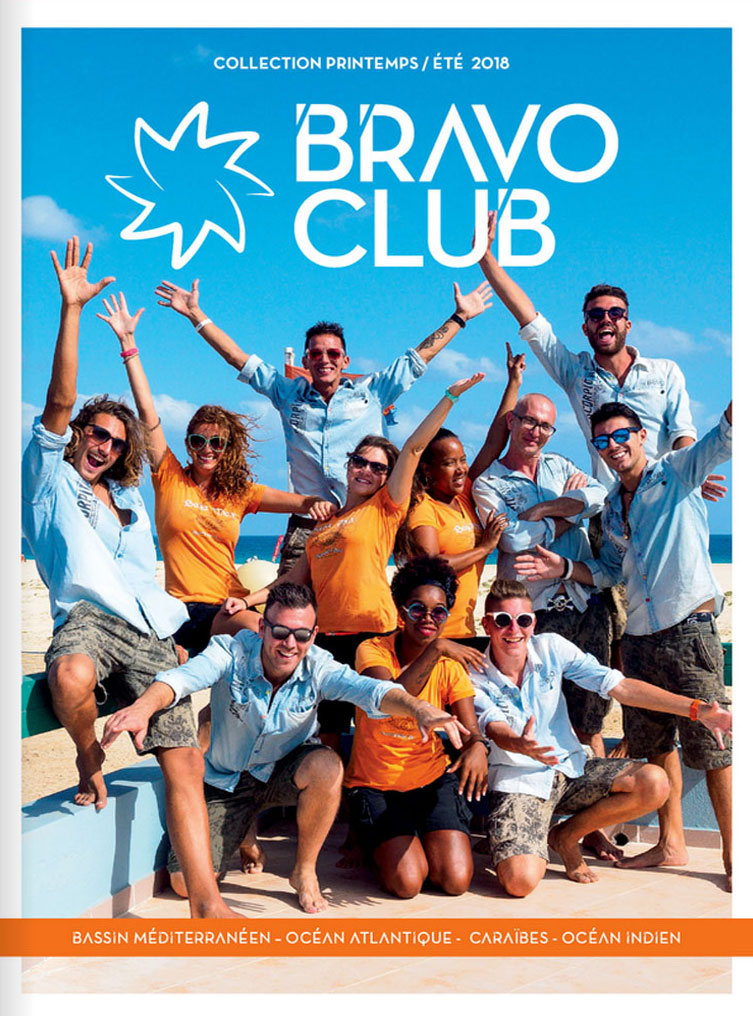 Brochure BRAVO CLUB Eté