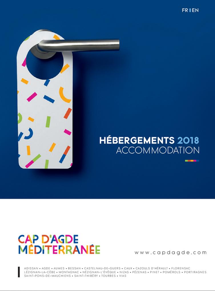 catalogue des hébergements Cap d'Agde