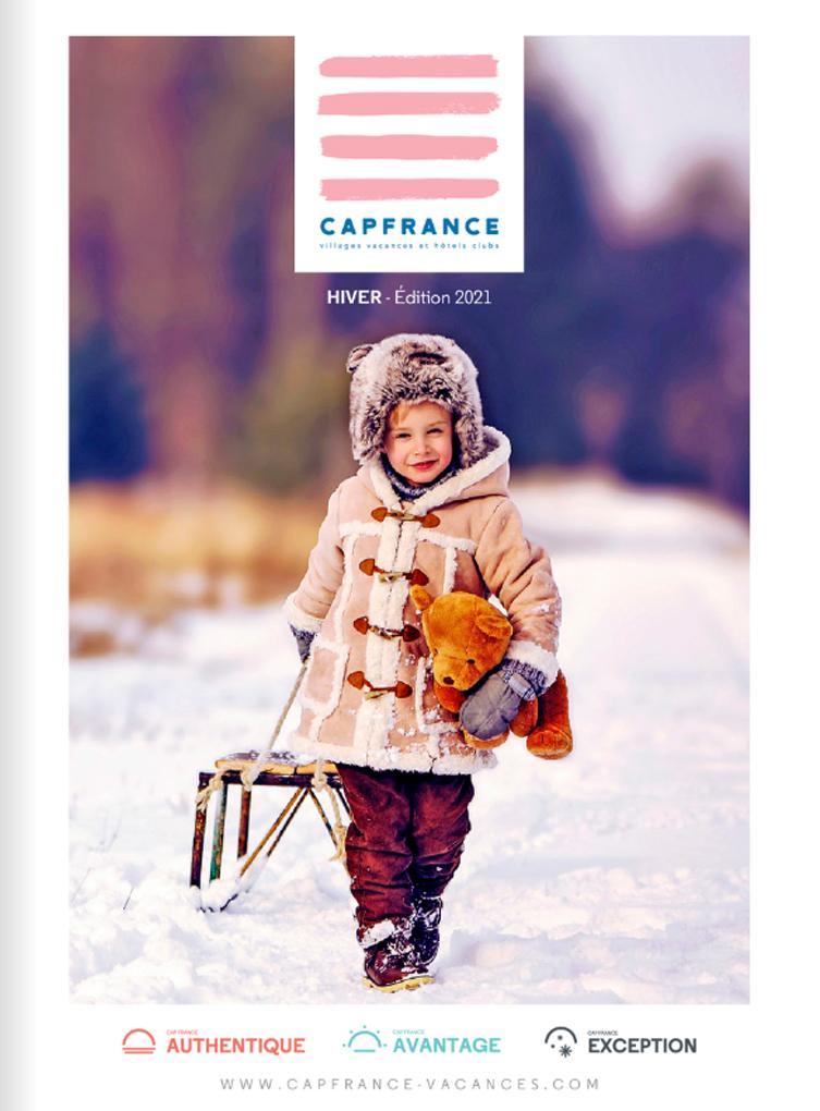 Brochure Cap France