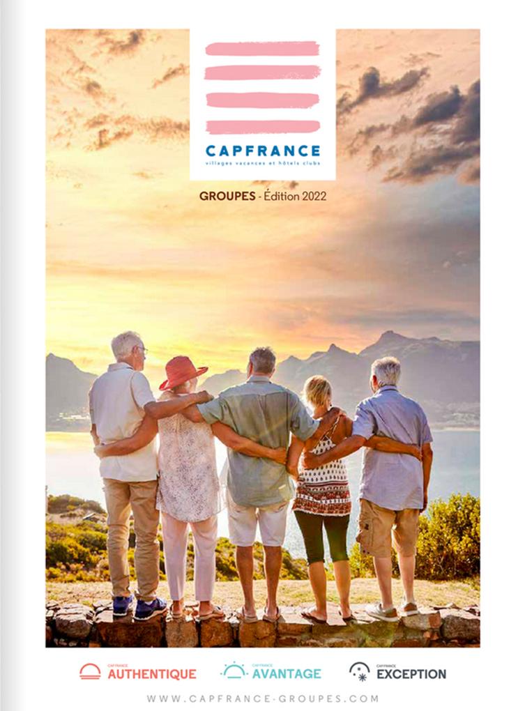 Cap France Séjours Groupes