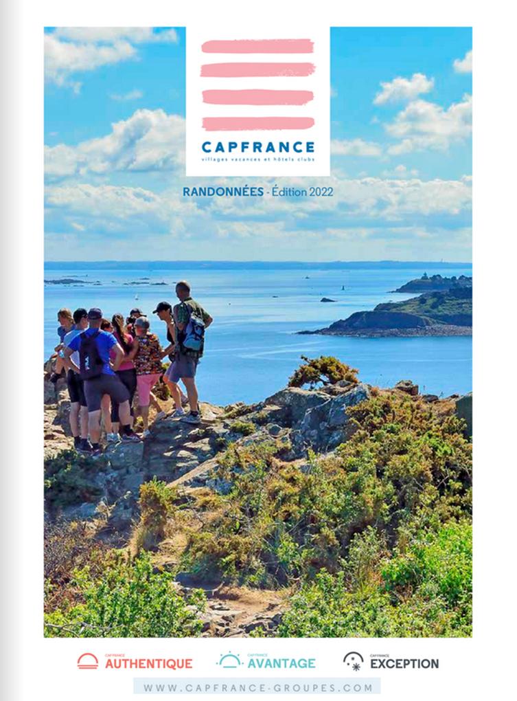 Brochure Cap France Rando
