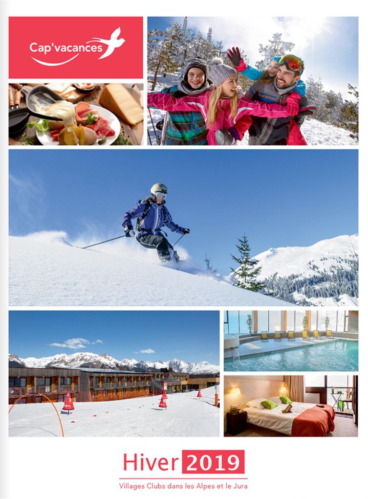 La brochure Cap'vacances
