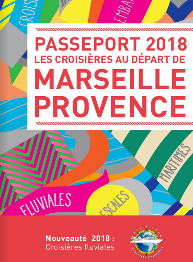 Passeport des Croisières au départ de Marseille