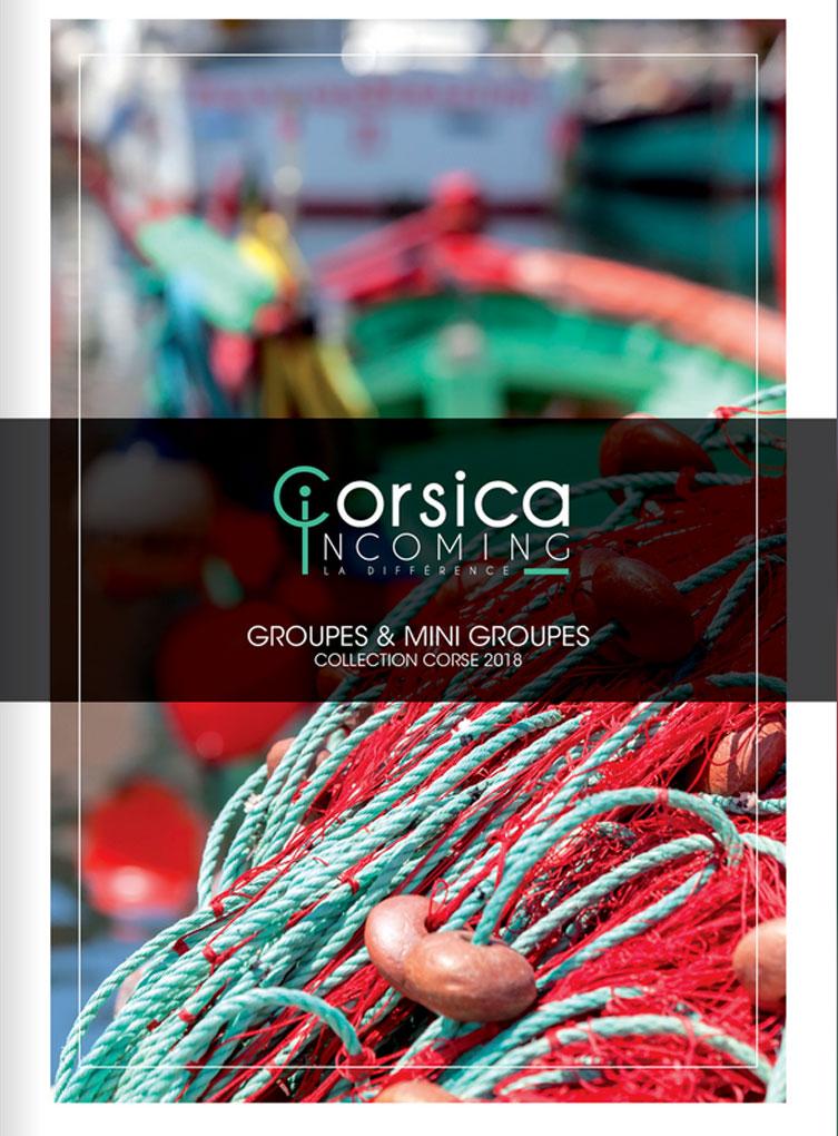 Brochure Corsica Incoming