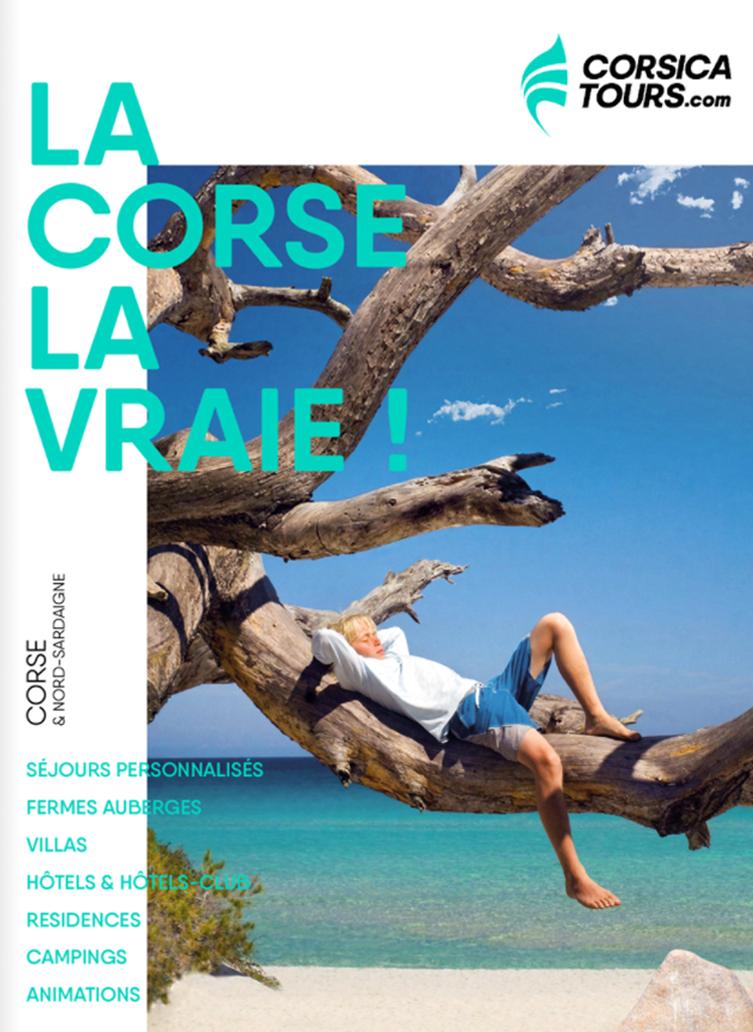 Brochure CORSICATOURS