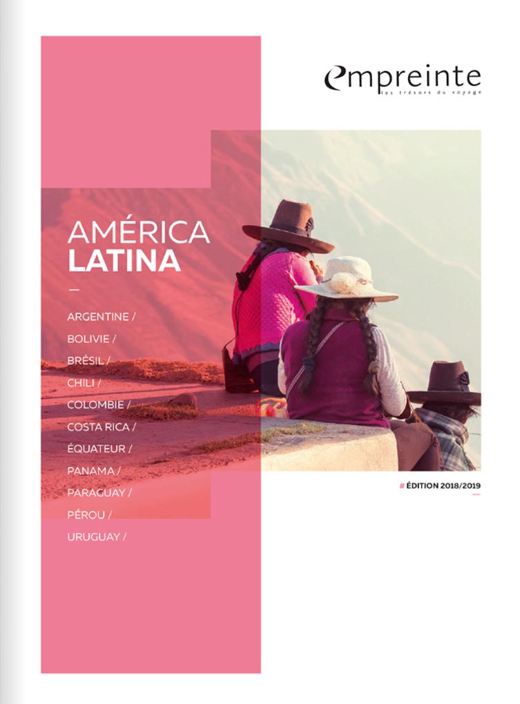 Brochure EMPREINTE America latina