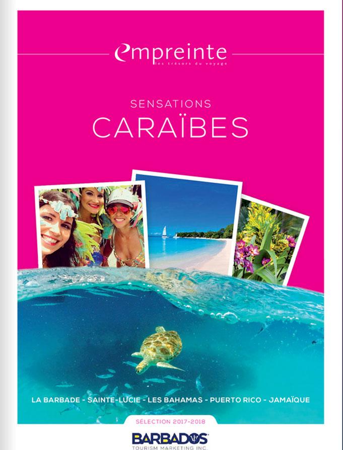 Brochure EMPREINTE Sensations caraibes