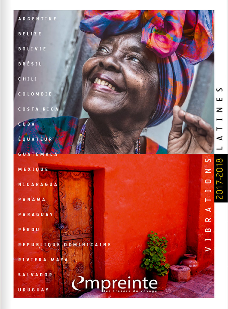 Brochure EMPREINTE Vibrations latines