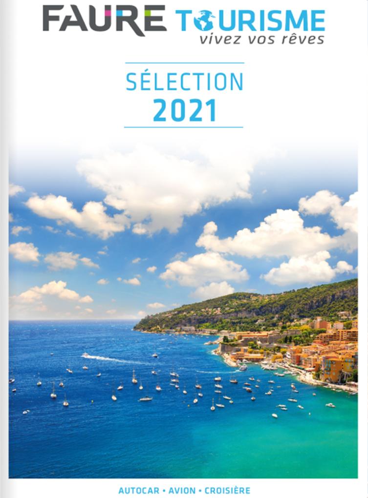 Brochure Faure Tourisme