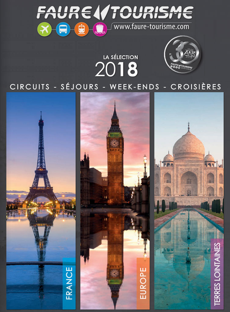 Catalogue FAURE TOURISME