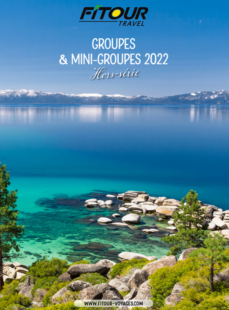 Catalogue Fitour Travel Groupes 2022
