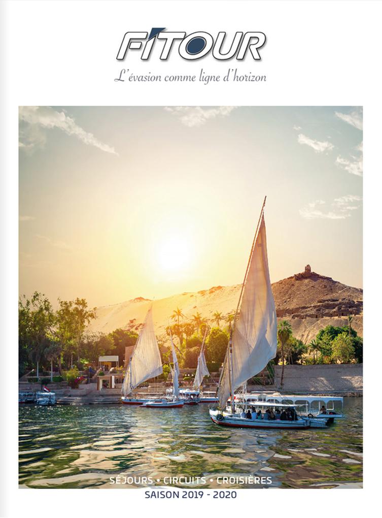 Catalogue Fitour Voyages Saison 2019 2020