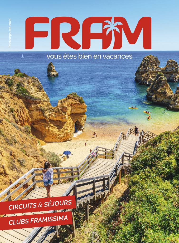 Brochure FRAM Eté